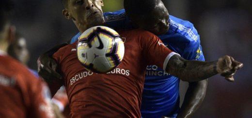 Copa Sudamericana: Independiente venció a Universidad Católica y buscará sellar su pase en Ecuador