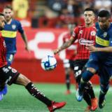 Boca rechazó una oferta millonaria por Darío Benedetto