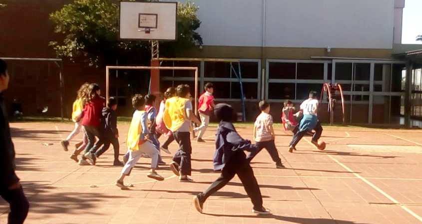 El lunes comienza el campeonato de fútbol por 10º Aniversario Hogar de Día en el Polideportivo Finito Gehrmann de Posadas