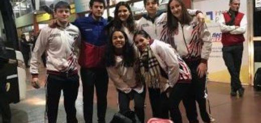 Nadadores del Capri representarán a Misiones en el Campeonato Nacional de Santa Fe