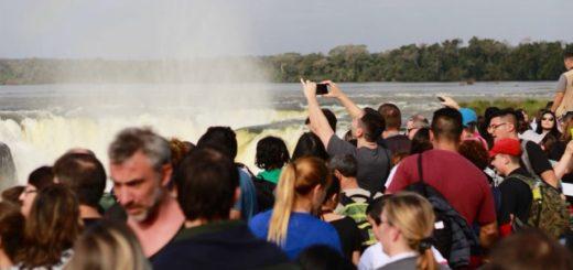 Cataratas superó las 900 mil visitas en lo que va del 2019