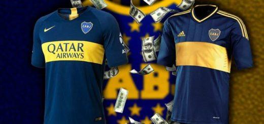 Confirmado: Boca usará Adidas y tendrá un mejor contrato que River