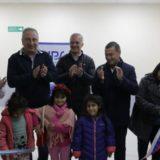 """Passalacqua destacó como """"histórica"""" la entrega de becas estímulos a deportistas misioneros"""
