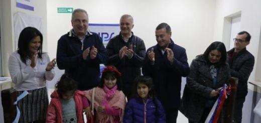 Passalacqua inauguró una delegación del Instituto de Previsión Social (IPS) en Itaembé Guazú
