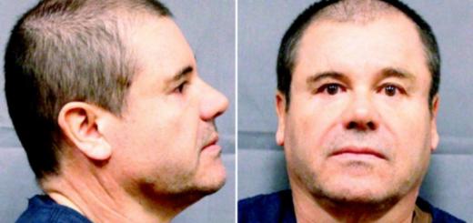 """Hoy se conocerá la sentencia a Joaquín """"El Chapo"""" Guzmán"""