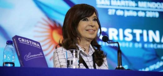 """Cristina Fernández: """"Decían que Argentina se iba a parecer a Venezuela si nosotros seguíamos, pero hoy con la comida estamos igual"""""""