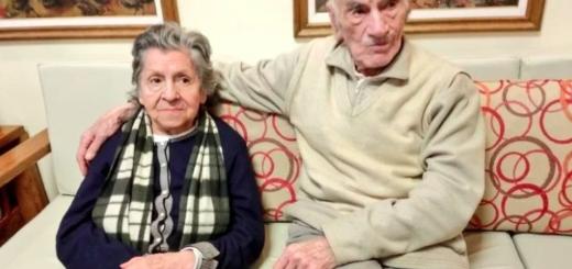 Los abuelos abandonados por su hijo en un bar de Santa Fe consiguieron un nuevo hogar