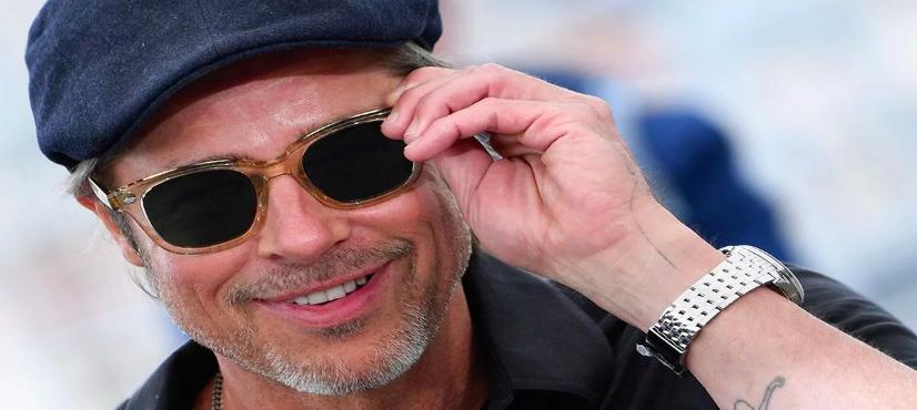 Brad Pitt anunció que se alejará de la actuación y se sinceró al explicar el motivo