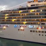Tragedia: una beba murió tras caer del piso 11 de un crucero en Puerto Rico