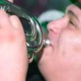 Confirmaron que había una botella de vodka en la camioneta de El Pepo