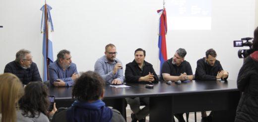"""Se lanzó """"Oberá en Cortos"""", el festival de cortometrajes que se realizará del 9 al 13 de julio"""