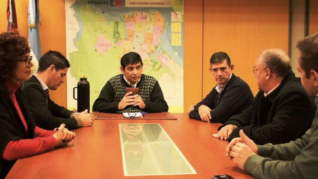 Posadas se prepara para recibir el I Congreso Latinoamericano de Jóvenes Profesionales Inmobiliarios