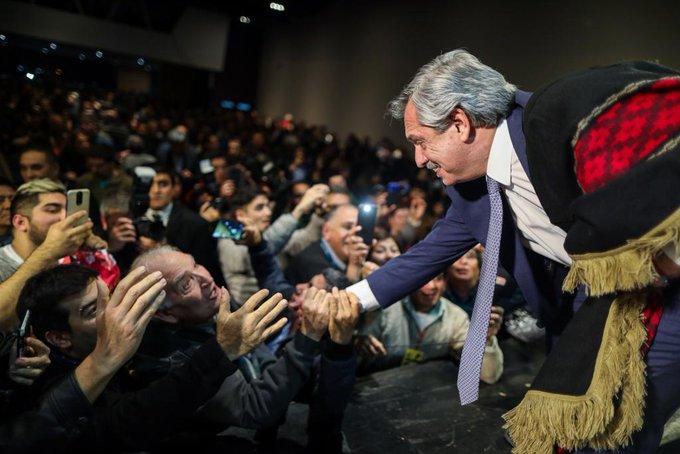 «El día que Macri asumió el gobierno apagó la perilla de la Economía», dijo Alberto Fernández