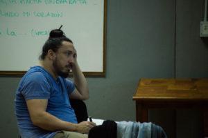 Teatro: realizaron el tercer encuentro de la Clínica dictada por Luciano Delprato