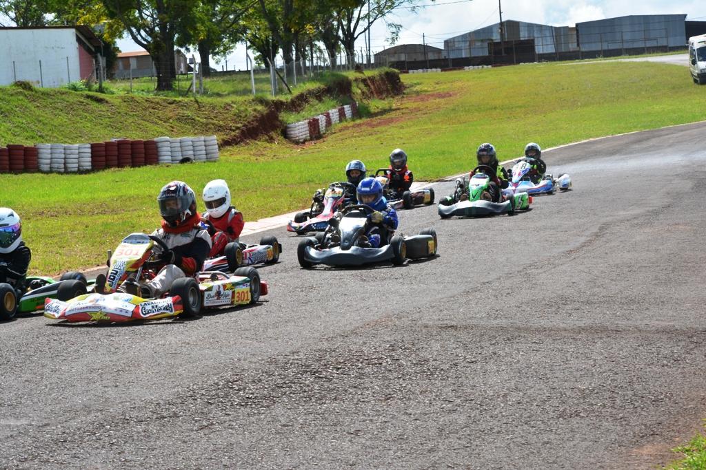 Karting: este fin de semana se corre la quinta fecha en Posadas
