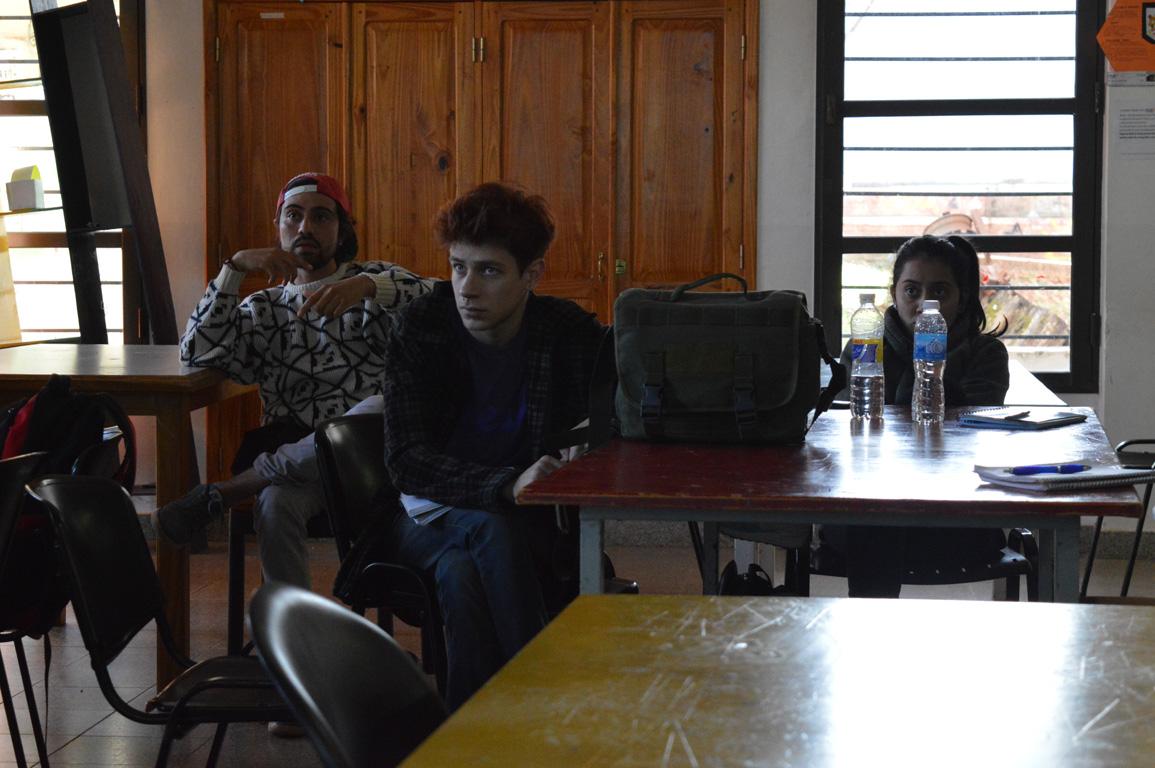 Oberá en Cortos: con gran concurrencia comenzaron hoy los talleres
