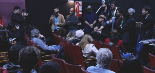 Arte audiovisual en la primera noche de Oberá en Cortos