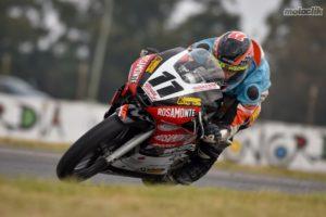 Motociclismo nacional: el Rosamonte Racing Team festejó en lo más alto en Concordia