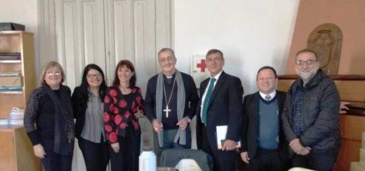 Histórica reunión entre la Iglesia Católica y el representante de los Mormones en el Cono Sur
