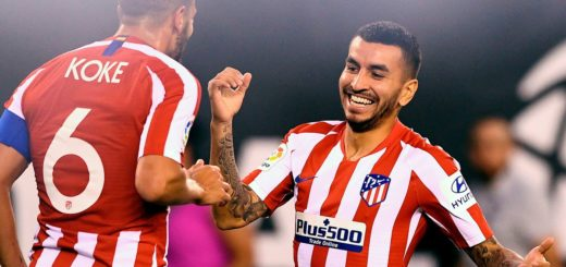 Paliza en Estados Unidos: Atlético Madrid goleó 7-3 al Real Madrid