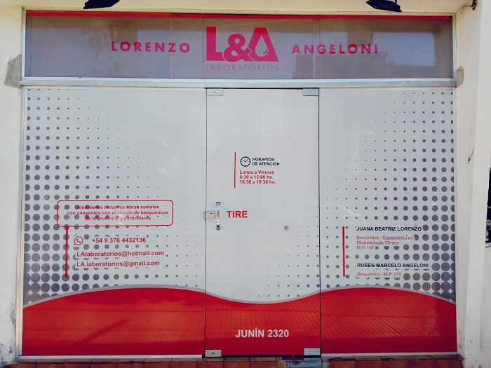 Laboratorio L&A: atención personalizada, equipamientos de última tecnología, servicio de vanguardia y resultados en el día