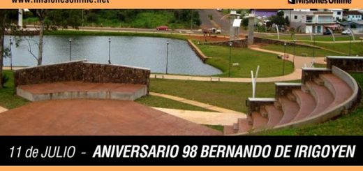 Hoy Bernardo de Irigoyen cumple 98 años: conocé parte de su historia