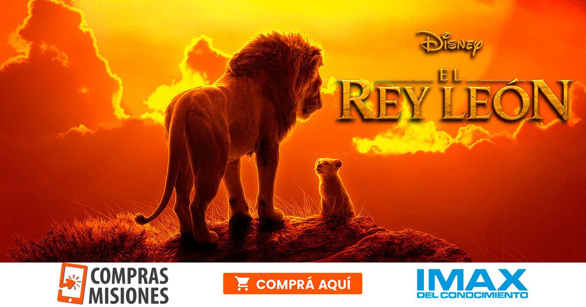 Te está esperando: El Rey León una semana más en el IMAX…Ingresá aquí y adquirí las entradas por Internet