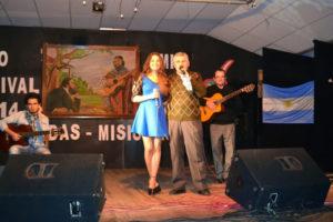 Hoy comienza una nueva edición del Festival Mi Tierra Roja en la Casa Paraguaya