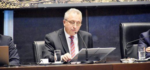 Passalacqua envió a la Legislatura el Proyecto de Presupuesto Provincial 2020
