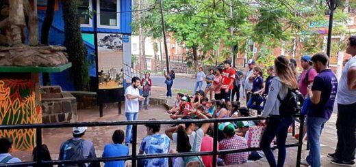 Desde la Municipalidad esperan una gran convocatoria a los paseos peatonales guiados por la llegada de los turistas este fin de semana