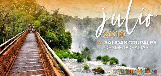 Últimos lugares para este fin de semana: Turismo Misiones te lleva a los destinos más destacados de la provincia