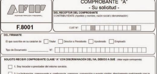 La AFIP anuló el formulario 8001 para hoteleros y gastronómicos: ahora los controles serán electrónicos