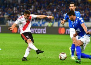 Con Armani como figura, River eliminó a Cruzeiro por penales y avanzó a los cuartos de final de la Libertadores