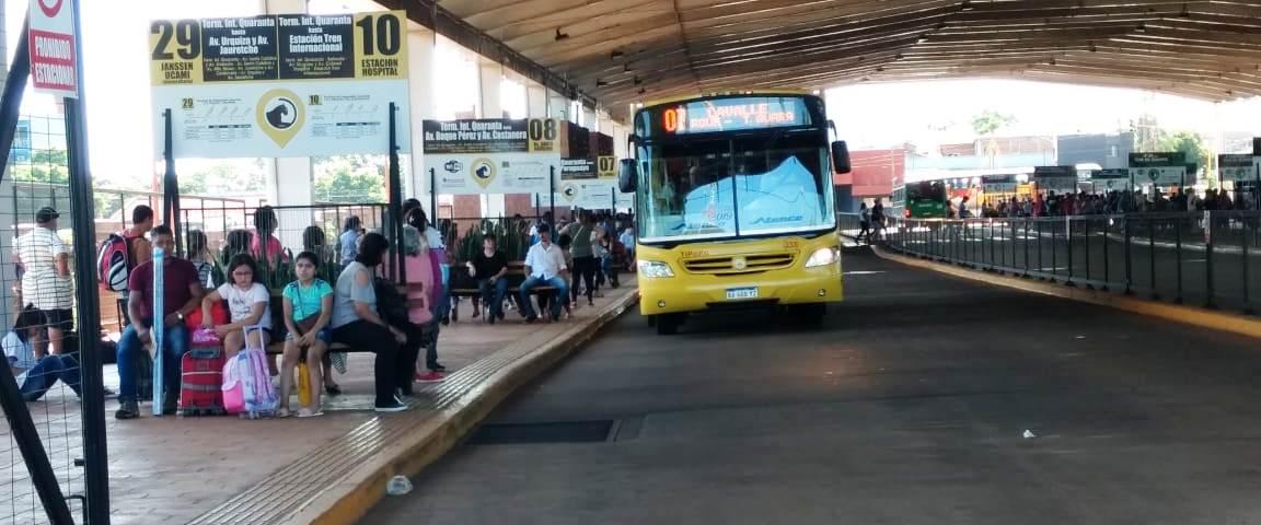 Confirmaron el paro de transporte para este viernes y no descartan que la medida se extienda por tiempo indeterminado