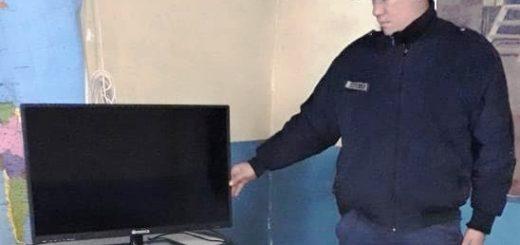 La Policía recuperó objetos robados de una escuela en San Ignacio