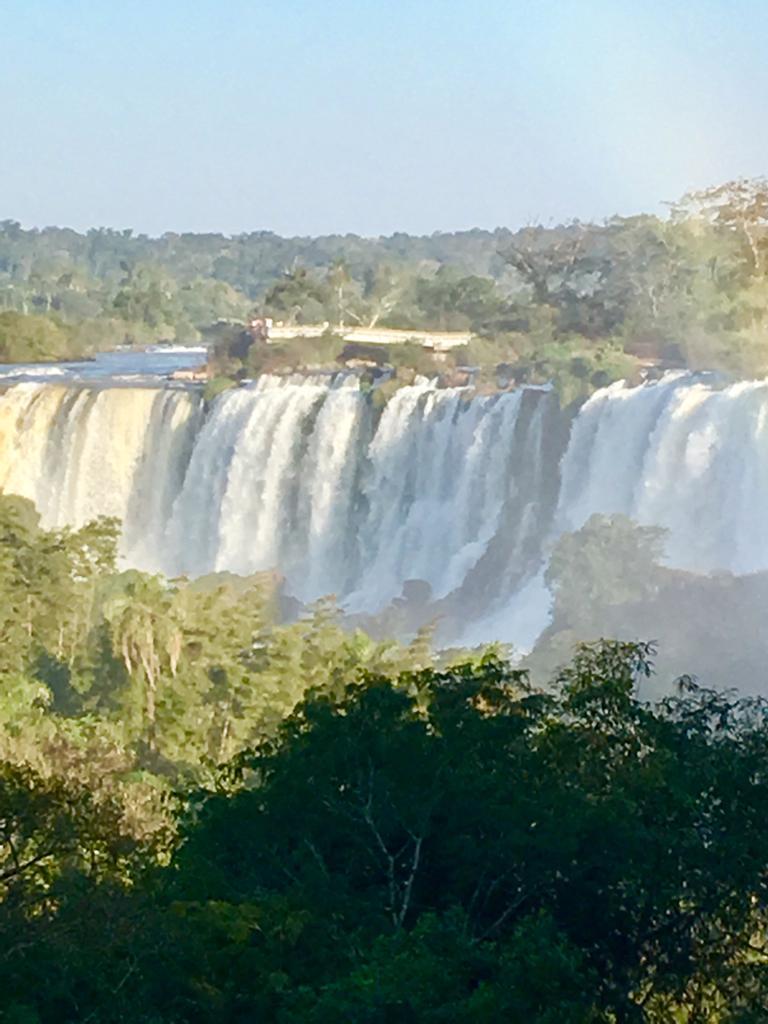 Fin de semana largo: Iguazú se encuentra con casi 90% de ocupación hotelera