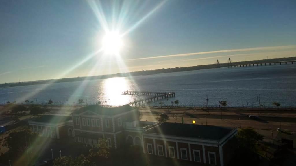 El frío intenso de la ola polar comenzará a despedirse este lunes en Misiones, para miércoles se esperan máximas de 26°