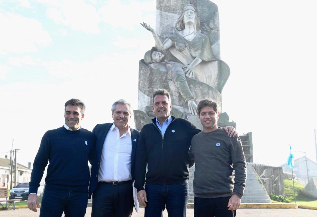 Massa: «Tenemos que terminar con el fracaso de Macri»