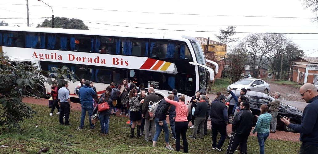 Se encuentra en grave estado de salud la estudiante eldoradense internada en Buenos Aires luego del viaje de egresados