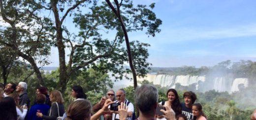 Iguazú se encuentra con más de 90% de ocupación por el receso invernal