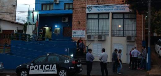 Investigan aparente suicidio de un policía retirado en Posadas