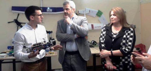 El director de la OIT recorrió instituciones de Educación Técnica Profesional de Misiones
