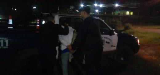 Villa Bonita: llegó a su casa con 40 kilos de carne de cerdo robada y amenazó con matar a su mujer si lo delataba