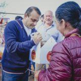 El Vicegobernador Oscar Herrera Ahuad participó de un operativo P.A.S. en Cerro Corá