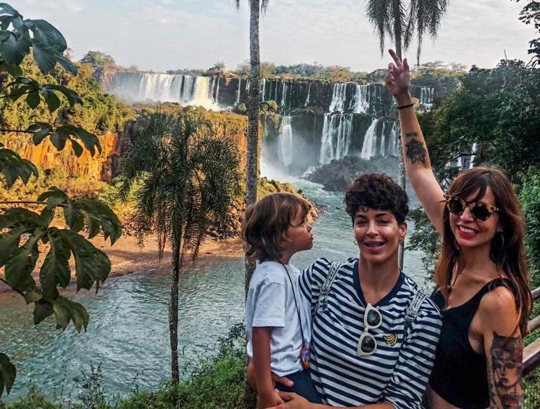 Cataratas aguarda la llegada del turista un millón para las primeras semanas de agosto
