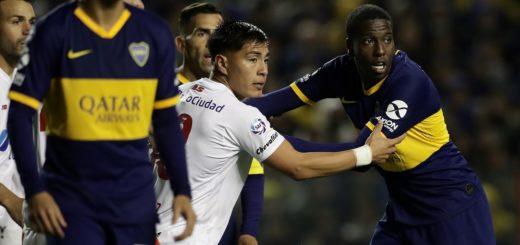 Superliga: Boca y Huracán no se sacaron diferencias en la Bombonera