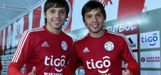 Los hermanos Romero son nuevos refuerzos de San Lorenzo