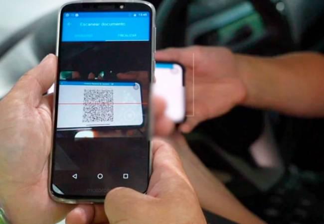 Anuncian que app para tener documentos vehiculares en el celular estará habilitada antes del fin de semana
