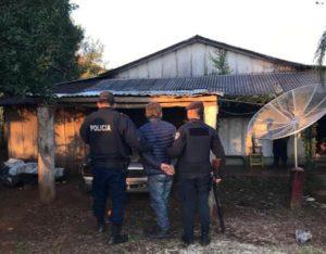 Alba Posse: detienen a un hombre por amenazar con una escopeta a su cuñado