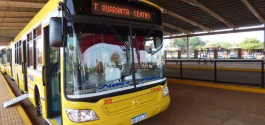 Paro del transporte de pasajeros: aseguran que el servicio de colectivos será normal este lunes